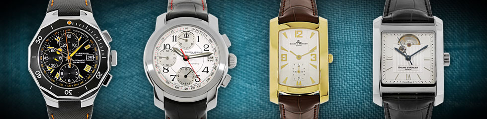 Baume & Mercier Watch Repair