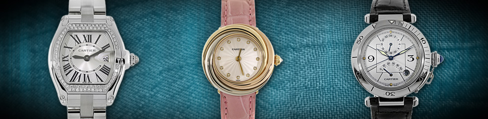 Cartier Watch Repair