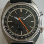 pre-owned Omega Seamaster Chronostop Watch