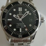 pre-owned Omega Seamaster 300M James Bond Edition (Midsize)