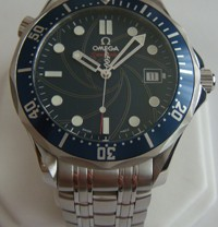 pre-owned mega Seamaster James Bond (Limited Edition)