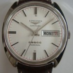 pre-owned Longines 5 Stars