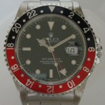 pre-owned Rolex GMT II