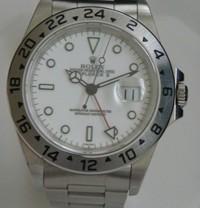 pre-owned Rolex Explorer II