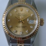 pre-owned Rolex Datejust