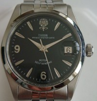 pre-owned Tudor Watch (Big Rose)