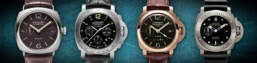 Panerai Watch Repair