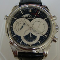 Omega Deville Co-Axial Chronoscope Split Second Rattrapante Chronograph