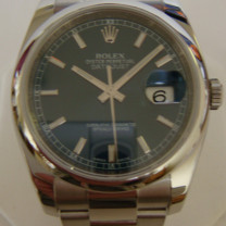 Rolex Datejust Stainless Steel Watch