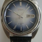 pre-owned Seiko Day-Date Watch