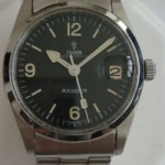 pre-owned Tuder Oyster Date Dial